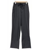 UNITED TOKYO(ユナイテッドトウキョウ)の古着「ストライプリラックスパンツ」|ネイビー