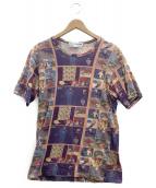 COMME des GARCONS SHIRT(コムデギャルソンシャツ)の古着「アニメーションプリントTシャツ」|マルチカラー