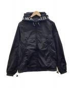 MONCLER(モンクレール)の古着「ナイロンパーカー」|ブラック