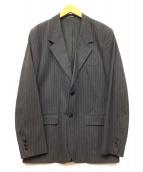 agnes b homme(アニエスベーオム)の古着「2Bテーラードジャケット」|グレー