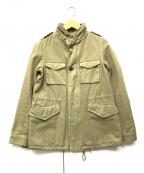 AMERICAN RAG CIE(アメリカンラグシー)の古着「フィールドジャケット」|カーキ