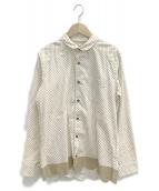 FRAPBOIS half(フラボア ハーフ)の古着「ビスケットシャツ」|アイボリー