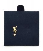LOUIS VUITTON(ルイヴィトン)の古着「ピュス・イディールブロッサムLV」|ゴールド