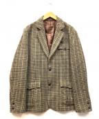 The Duffer of ST.George(ザ・ダファー・オブ・セントジョージ)の古着「ウールテーラードジャケット」