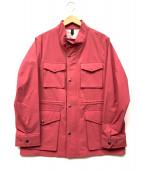 DoCLASSE(ドゥクラッセ)の古着「M-65トラベラーズブルゾン」|ピンク