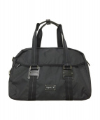 agnes b voyage(アニエスベーボヤージュ)の古着「トラベルボストンバッグ」|ブラック