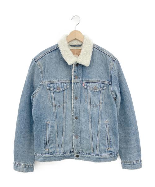 LEVI'S(リーバイス)LEVI'S (リーバイス) TYPEⅢ シェルパトラッカージャケット インディゴ サイズ:M(US) / L(JP)の古着・服飾アイテム