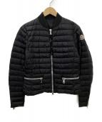 MONCLER(モンクレール)の古着「インナーダウンジャケット」|ブラック