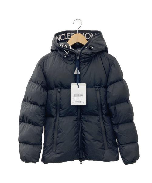 MONCLER(モンクレール)MONCLER (モンクレール) モンクラーロゴデザインダウンジャケット ブラック 未使用品の古着・服飾アイテム