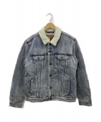 LEVIS(リーバイス)の古着「シェルパトラッカージャケット」|インディゴ