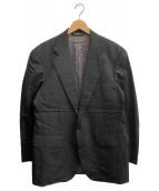 ()の古着「2Bテーラードジャケット」 グレー
