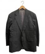 POLO RALPH LAUREN(ポロ・ラルフローレン)の古着「2Bテーラードジャケット」|グレー