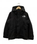 THE NORTH FACE(ザ ノース フェイス)の古着「マウンテンジャケット」|ブラック