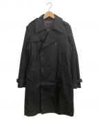AMERICAN RAG CIE(アメリカンラグシー)の古着「トレンチコート」|ブラック