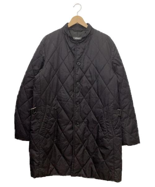 allegri(アレグリ)allegri (アレグリ) キルティングダウンコート D.パープル サイズ:48の古着・服飾アイテム