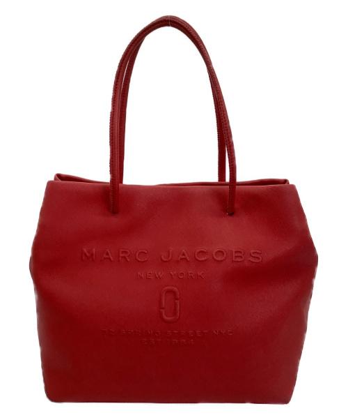 MARC JACOBS(マークジェイコブス)MARC JACOBS (マークジェイコブス) トートバッグ レッド サイズ:下記参照 M0011046の古着・服飾アイテム