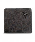 SAMANTHA KINGZ(サマンサキングス)の古着「2つ折り財布」|ブラック