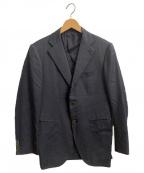 DRESSTERIOR(ドレステリア)の古着「段返り3Bテーラードジャケット」|ネイビー