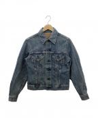 LEVI'S()の古着「復刻 3rdモデルデニムジャケット」 ブルー