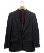 RING JACKET(リングジャケット)の古着「2Bテーラードジャケット」|グレー