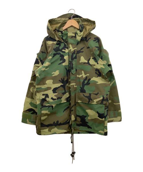 ECWCS(エクワックス)ECWCS (エクワックス) ECWCS GORE-TEX ジャケット カーキ サイズ:Sの古着・服飾アイテム