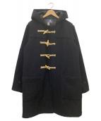 AVIREX(アヴィレックス)の古着「ダッフルコート」|ネイビー