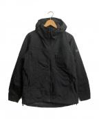 AIGLE(エーグル)の古着「ハイクジャケット」|ブラック