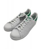 adidas Originals(アディダスオリジナル)の古着「STAN SMITH」|ホワイト×グリーン