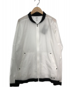 OAKLEY(オークリー)の古着「ジャージトップ」|ホワイト