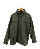 NEW BALANCE(ニュー・バランス)の古着「リュクステックM65ジャケット」|オリーブ
