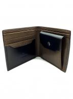 YUHAKU(ユハク)の古着「2つ折り財布」|ネイビー