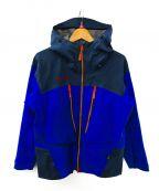 MAMMUT(マムート)の古着「アイスフォール2ジャケット」 ブルー
