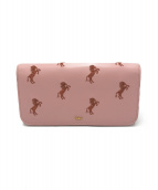 Chloe(クロエ)の古着「長財布」|ピンク