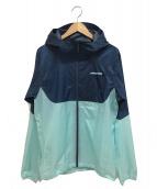 Patagonia(パタゴニア)の古着「アルパインフーディ二ジャケット」|ブルー