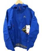 MountainEquipment(マウンテンエキップメント)の古着「マウンテンパーカー」|ブルー