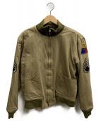 Buzz Ricksons(バズリクソンズ)の古着「タンカースジャケット」 オリーブ