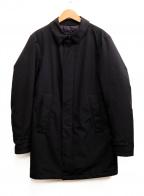 HERNO(ヘルノ)の古着「ステンカラーダウンコート」|ブラック