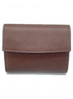 ()の古着「縦づかい財布」|ブラウン