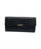 FURLA()の古着「長財布」|ブラック