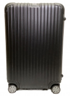 RIMOWA(リモワ)の古着「スーツケース」|マットブラック