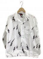 MASSES(マシス)の古着「オープンカラーシャツ」|ホワイト