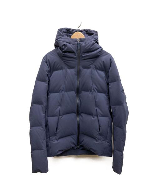 DESCENTE(デサント)DESCENTE (デサント) ダウンジャケット ネイビー サイズ:XOの古着・服飾アイテム