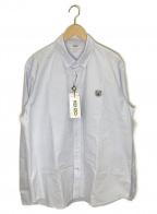 KENZO()の古着「オックスフォードシャツ」|サックスブルー