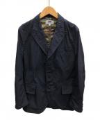 eYe COMME des GARCONS JUNYAWATANABE MAN(アイコムデギャルソンジュンヤワタナベマン)の古着「3Bジャケット」 ネイビー
