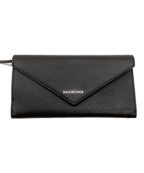 BALENCIAGA(バレンシアガ)BALENCIAGA (バレンシアガ) 財布 ブラックの古着・服飾アイテム