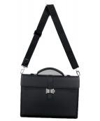 MONTBLANC(モンブラン)の古着「ビジネスバッグ」|ブラック
