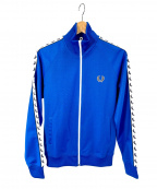 FRED PERRY()の古着「トラックジャケット」|ブルー