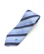 BLACK LABEL CRESTBRIDGE(ブラックレーベルクレストブリッジ)の古着「ネクタイ」 ブルー
