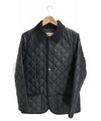 Traditional Weatherwear(トラディショナル ウェザーウェア)の古着「キルティングコート」|ネイビー
