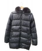 DUVETICA(デュベティカ)の古着「ダウンコート」 ブラック